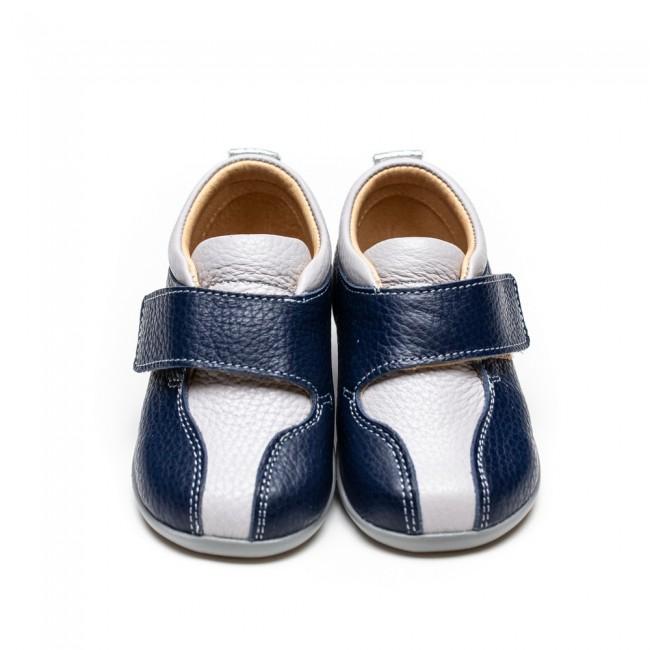 Pantofi pentru copii din piele naturala model ETHAN