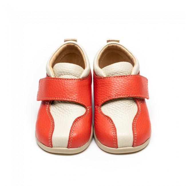 Pantofi pentru copii din piele naturala model EVA