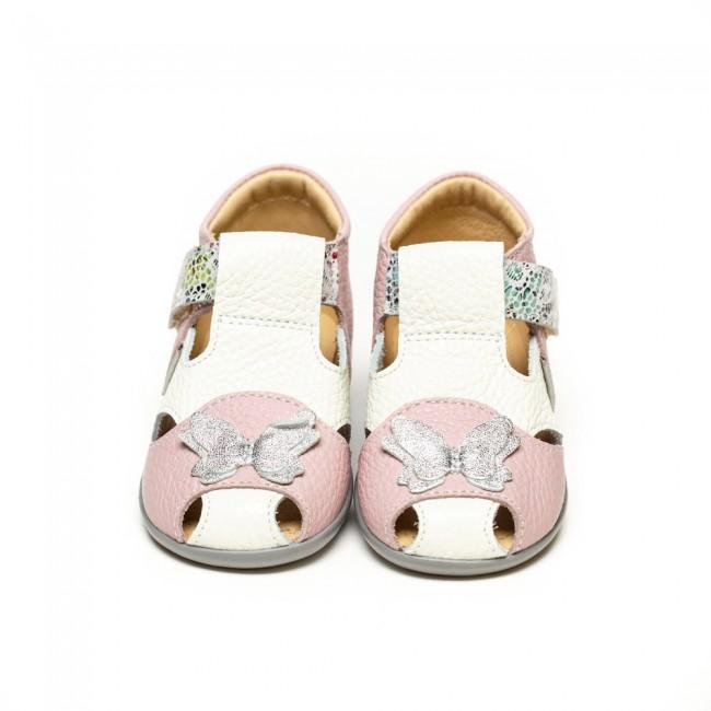 Sandale pentru fete din piele naturala model MELE