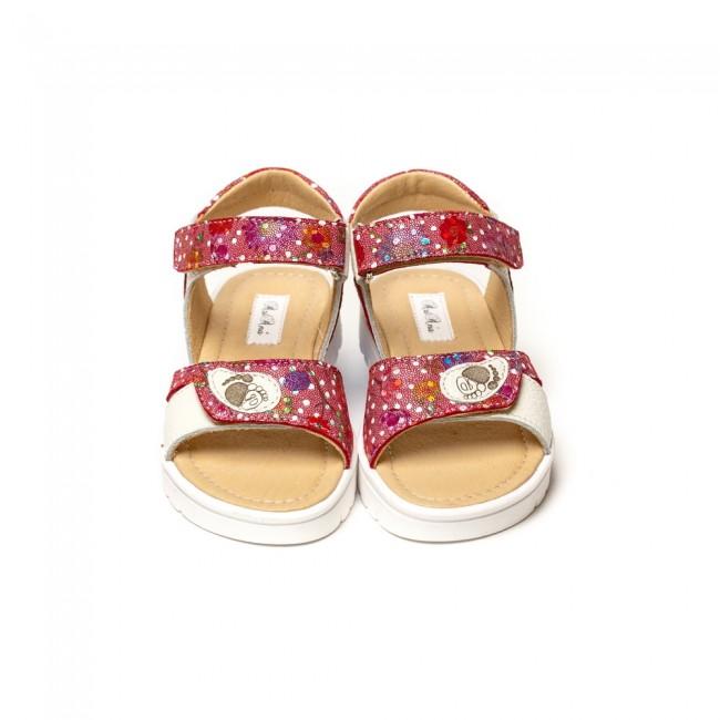 Sandale pentru fete din piele naturala model TALA