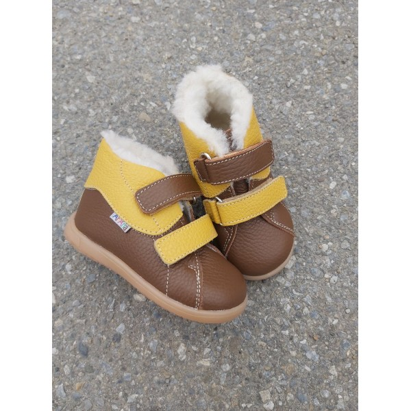 BABY BEAR ANKLE BOOTS