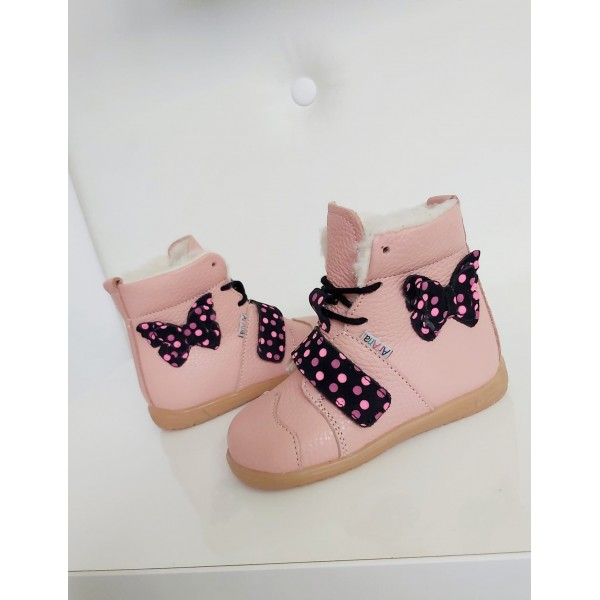 BABY BLUSH BOOTS