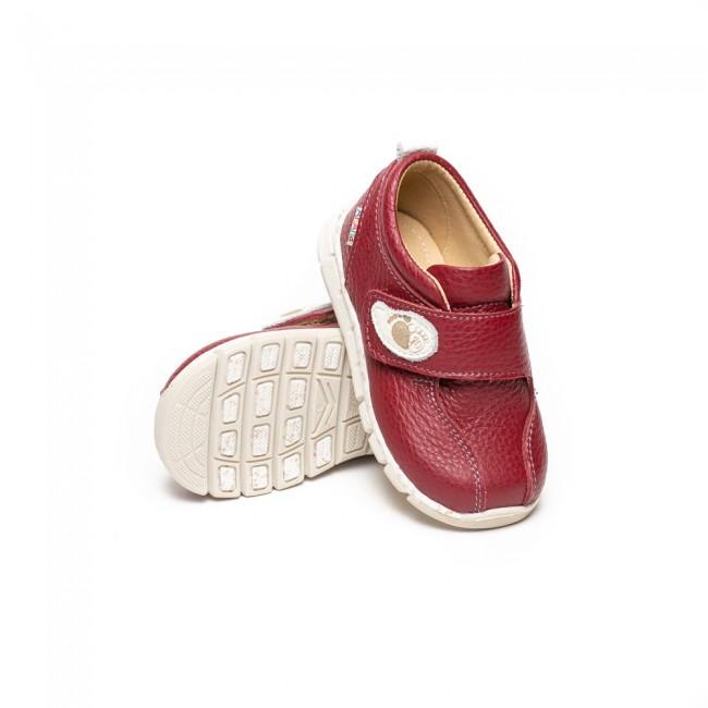 Pantofi pentru copii din piele naturala model ADDISON
