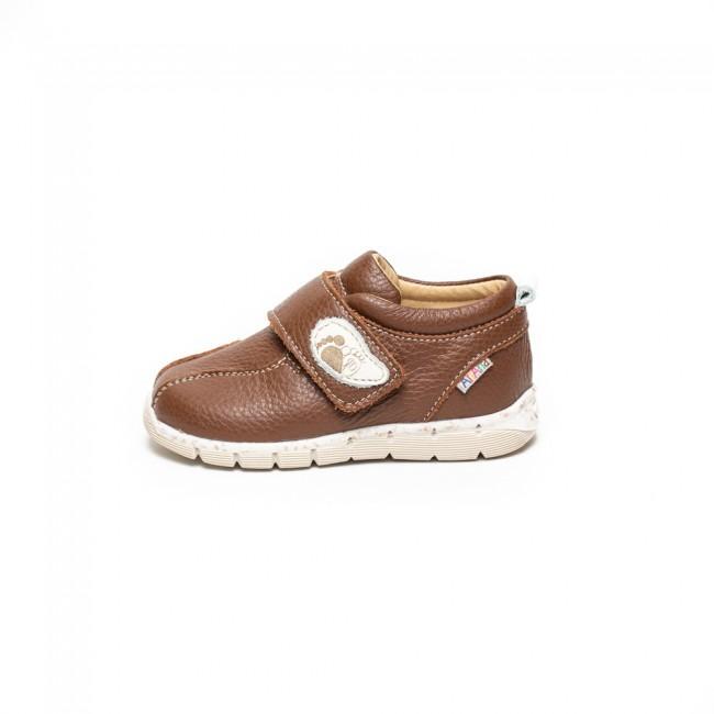 Pantofi pentru copii din piele naturala model HONOUR